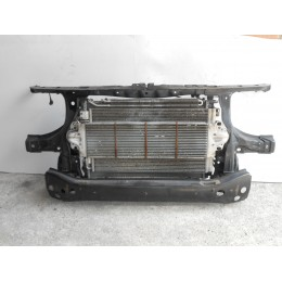 Передняя панель, рамка радиаторов