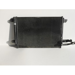 Радиатор кондиционера Volkswagen Caddy 2004-2010