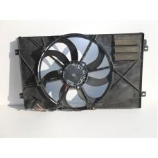 Вентилятор радиатора VW Touran