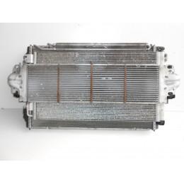 Радиатор интеркуллера  VW T5 Multivan