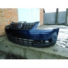 Бампер передний Volkswagen Caddy 2004-2010